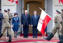 PR: Ambasada Norwegii / Oficjalna wizyta króla Norwegii, Haralda V w Polsce. Za obsługę medialną wizyty odpowiedzialna była agencja Solski Burson-Marsteller / King of #Norway Harald V on his visit to Poland. Solski Burson-Marsteller agency was responsible for media relations.