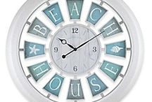 IT'S TRENDING! Shabby Chic Clock Couture