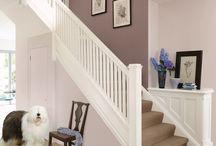 Hallway paint colours