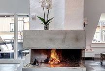 Fireplace / nice looking fireplaces