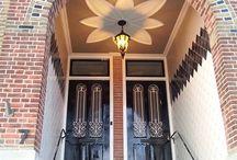 Lijsten ornament stucwerk