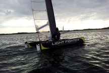 Light Fighter and New Designs Hitting the Market / New boats are coming out faster than we can sail them,