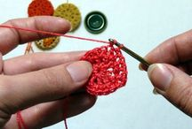 Hooked on Crochet♥ / Get your mind out of the gutter!  I ♥ crochet!