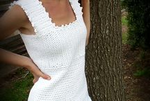 Crochet ropa / by Sandra Mialma