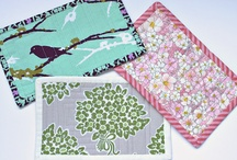 Quilty ~ Mug Rugs 2 / by ♥