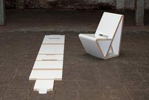 Tech Hwk / Self assembling furniture