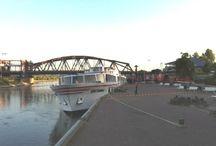 Crociere fluviali / Navigando i fiumi