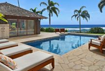 Our Favorite Pools / What is better than a private pool on vacation?