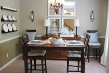 Dining Room / by Amber Jenkins