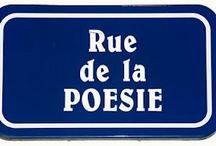 Poésie...