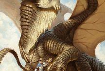 Dragons / Fantasy