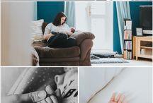 my newborn portfolio • alina clark photography