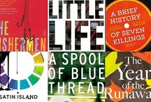 Man Booker Prize Short Listr / by Chelmsford Public Library