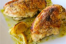Chicken Breasts / Pins about Chicken Breast Recipes - See more about lemon chicken, baked chicken and Lemon chicken baked in foil. / by Maher Mashaal