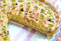 Quiches ,tortillas y crepes
