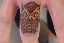 Eulen - Owls