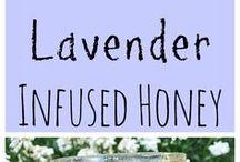 lavender & levandule