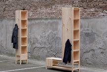 WORK / Solid wood furniture design   Berlin