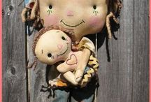 Dollies / Raggedy Dolls