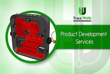 Hardware / Trace Width Technology Solutions offers a complete selection of hardware design services from concept to finished product