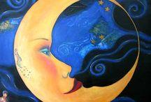 Moon me! / by Sharon Fischer