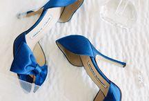 Bride's Shoes & Jewellery