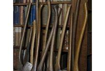 Axes & woodsman