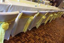 The Extra Details Company / Weddings  Venue  Decor Dressing  Bows