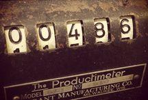 Equipment / Photos of equipment in our studio.