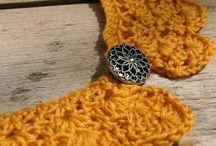 crochet collars