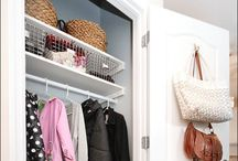 Coat closet / by Nicole Davis