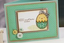 Cards - Spring/Easter / Spring is the time to start fresh; here are some cards to help us along the way.