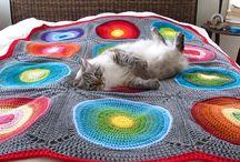 κουβέρτα πλεκτη
