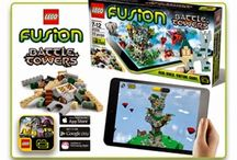 BREAKING NEWS: Lego Combines Digital and Physical Play with Lego Fusion