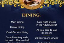 Disney Cruise Line / Information to help you plan a magical cruise