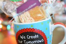 kids to teacher gifts