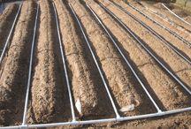 Garden Irrigation Ideas