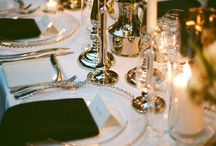 Wedding Table Settings Elegant