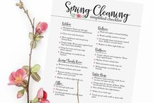 Spring Fun & Must Do's / A collection of fun Spring inspired projects, recipes and quotes celebrating everything this great season has to offer