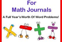 Math for leArning / by Jennelle Haggmark