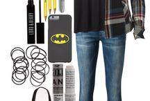 """Stiles"" Stilinski inspired outfit"