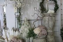 landerlijke decoratie