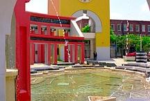 Italian Piazzas