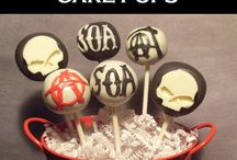Cake pop decoration