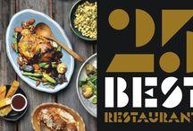 25 Best Restaurants 2015 / Here, 5280 magazine's annual declaration of Denver-Boulder's best dining experiences. / by 5280 Magazine