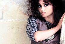 Helena Bonham Carter and Johnny Depp<3