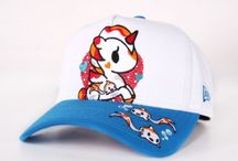 TOKIDOKI SUMMER HATS / Super cute