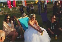 Bohemian Bride / Festival & Forest Inspired Weddings <3