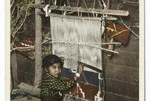 Weaving: Historical