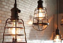 Mighty Light Fixtures / Lighting inspirations for small homes.